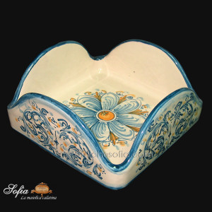 Set da Cucina, ceramiche artistiche siciliane