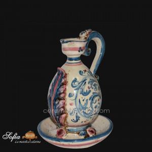Lucerne, ceramiche artistiche siciliane