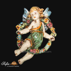 Angeli, ceramiche artistiche siciliane