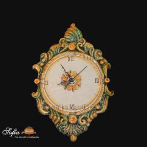 Orologi, ceramiche artistiche siciliane