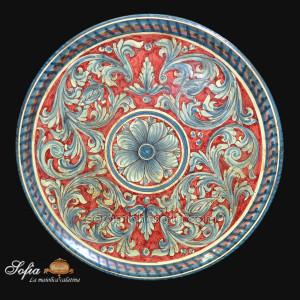 Piatti, ceramiche artistiche siciliane